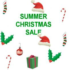 Summer Christmas Sale