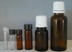 Glass Bottles & Vials