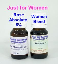 Rose Absolute & For Women Blend