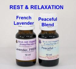 French Lavender and Peaceful Blend