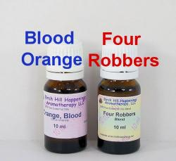 Four Robbers and Blood Orange EO