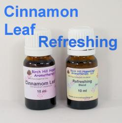 Cinnamon Leaf & Refreshing Blend