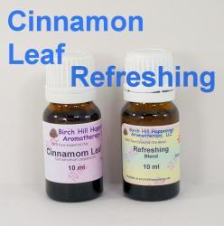 Cinnamon Leaf & Refreshing Blend