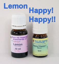 Lemon and Happy Happy Blend