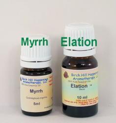 Myrrh EO & Elation blend