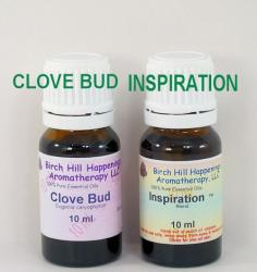 Clovebud and Inspiration blend