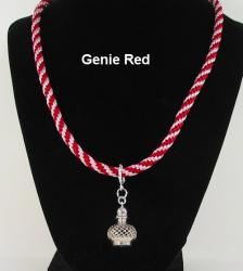 Genie Bottle with Red Cord