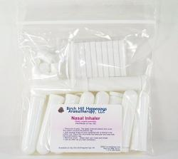 Plastic Disposable Nasal Inhalers in 10 packs