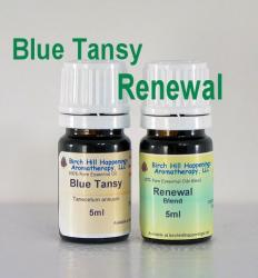 Blue Tansy & Renewal Blend