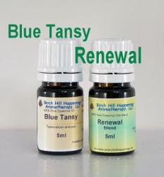 Blue Tansy & Renewal Blend