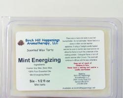 Mint Energizing Tarts