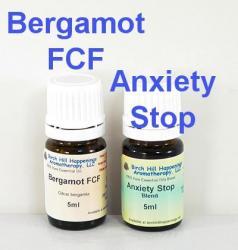 Bergamot FCF & Anxiety Stop blend