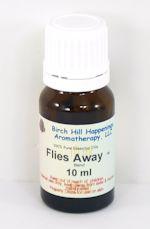 Flies Away