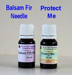 Balsam Fir & Protect Me