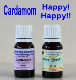 Cardamom & Happy! Happy!