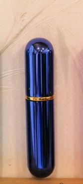 Dark Blue Inhaler