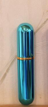 Bright Blue Deluxe Inhaler