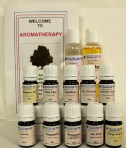Basic Oils - 5ml Kit