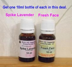 Spike Lavender & Fresh Face Blend