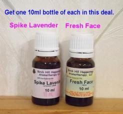 Spike Lavender & Fresh Face Blend