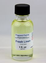 Fresh Linen Fragrance Oil