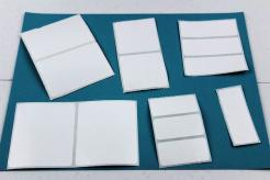 Assorted Blank Labels