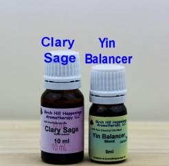 Clary Sage & Yin Balance Blend