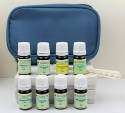 Relaxing Kit with Case & Scent Strips