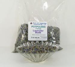 Lavender Buds 2oz