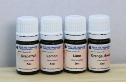 The Citrus Oil sampler
