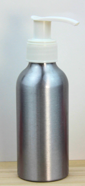 4oz Aluminun Bottle