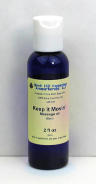 Keep it Moving Massage Blend