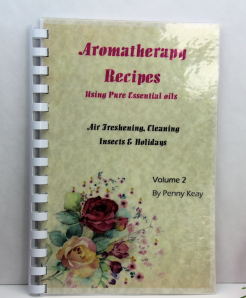 Aromatherapy Recipe Book  Volume 2