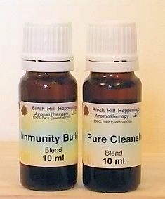 Immunity Blend and Pure Cleansing Blend