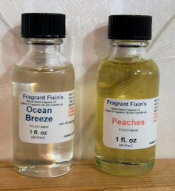 Peaches & Ocean Breeze Fragrance Oil