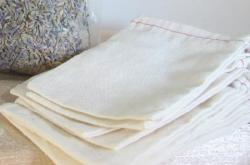 Muslin Bags with Draw String