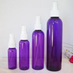 Purple Spray Top