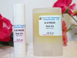 D-Stress Rub on
