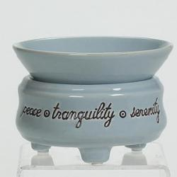 PEACE-TRANQUILITY-SERENITY Tart Warmer
