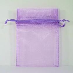 lavender Organza