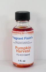 Pumpkin Harvest Fragrance oil 1oz
