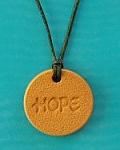 Hope Terra Cotta Necklace