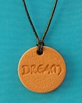Dream Terra Cotta Necklace