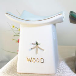 Wood Element WhiteTL