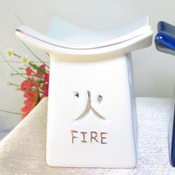 Fire Element White