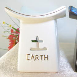 Earth Element White