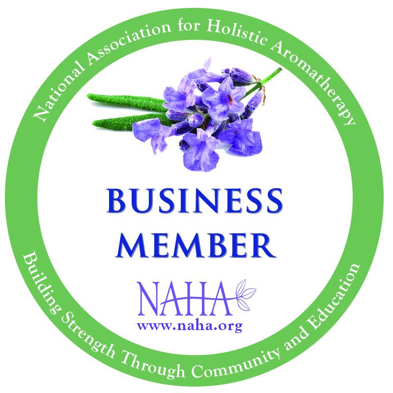 NAHA Membership logo