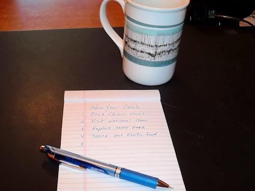 Coffee & List